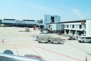 成田空港の挿絵
